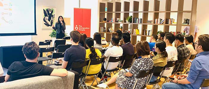 Do you live or work in the Central Business District? Join us for a free lunch and let's discuss any immigration-related questions/concerns that you may have regarding Singapore PR or Singapore Citizenship.