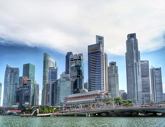 Your journey to be a part of Singapore begins here with our highly personalized case management